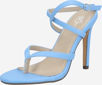 4th & Reckless Séparateur d'orteils 'Penny' en bleu clair, Vue avec produit