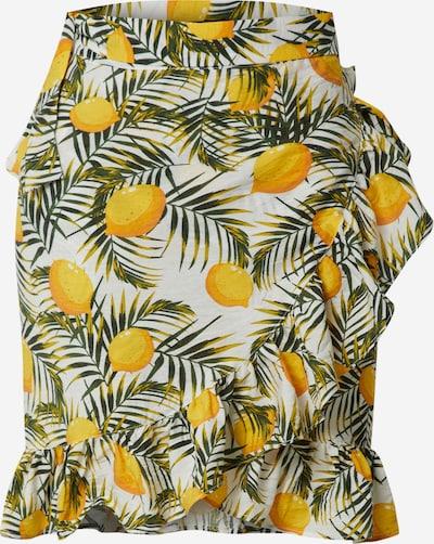 Rut & Circle Spódnica 'ANI' w kolorze żółty / zielony / białym, Podgląd produktu