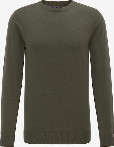 Petrol Industries Pullover in khaki: Frontalansicht