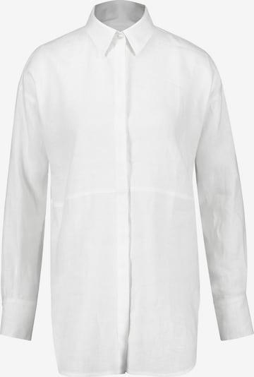 GERRY WEBER Bluse in weiß, Produktansicht