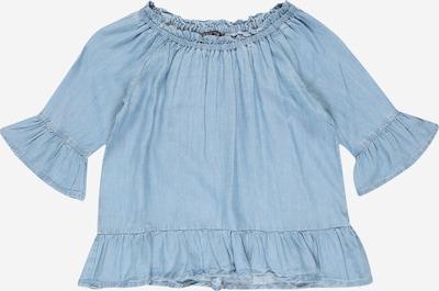 BLUE SEVEN Blouse in de kleur Lichtblauw, Productweergave