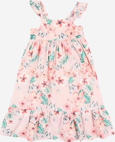 NAME IT Robe 'Happie Spencer' en mélange de couleurs / rose, Vue avec produit