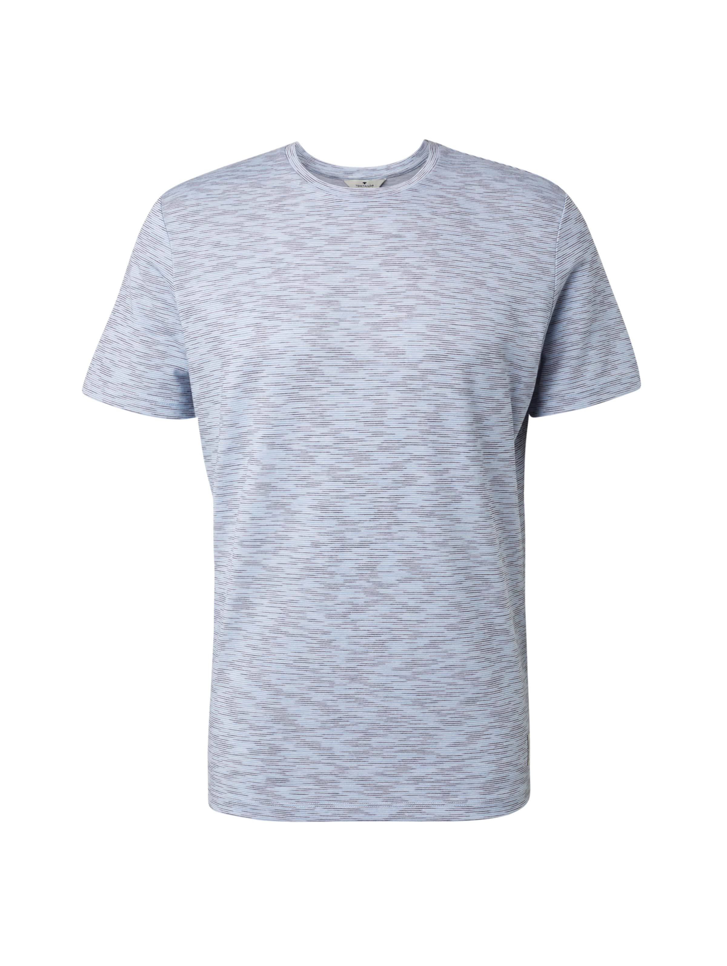 Tom T HellblauWeiß Tailor In shirt 354RqALj