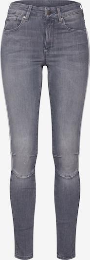 G-Star RAW Jeans 'Biwes' in grey denim: Frontalansicht