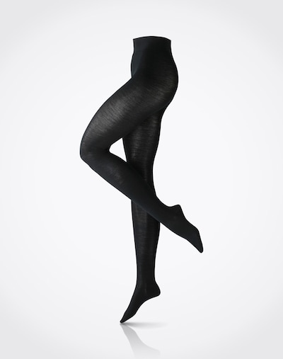 FALKE Tights 'Softmerino' in black, Item view