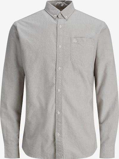 Produkt Hemd 'Oxford' in rauchgrau, Produktansicht