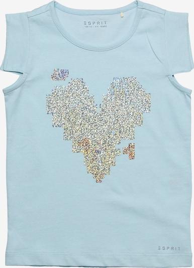 ESPRIT T-Shirt in blau, Produktansicht
