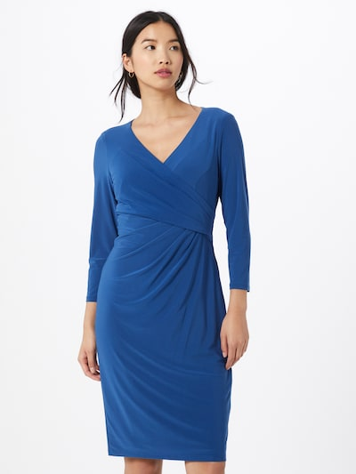 Lauren Ralph Lauren Kleid 'Cleora' in blau, Modelansicht