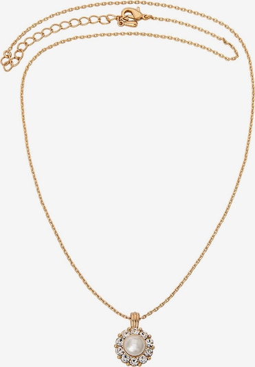 LILY AND ROSE Ketting 'Sofia pearl necklace - Ivory 295' in de kleur Goud, Productweergave