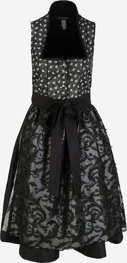 MONDKINI Dirndl 'Vivienne' in grau / schwarz, Produktansicht