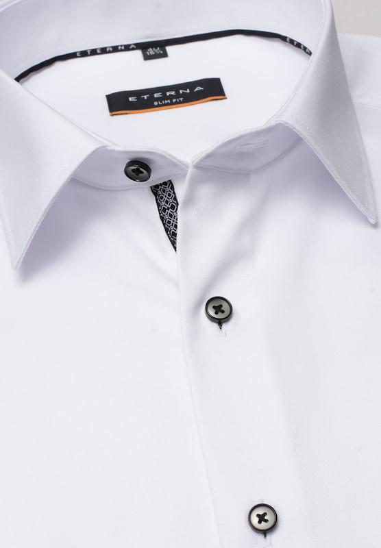In Eterna Overhemd Overhemd Zakelijk In Wit Eterna Zakelijk 3Lq4AcRj5