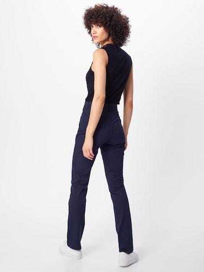 Pantaloni 'Mary' BRAX pe albastru: Privire spate