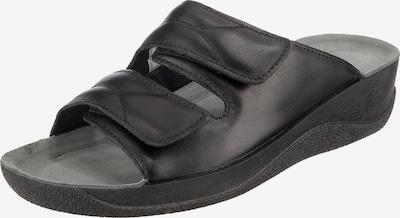 BECK Pantolette 'Hanni' in schwarz, Produktansicht