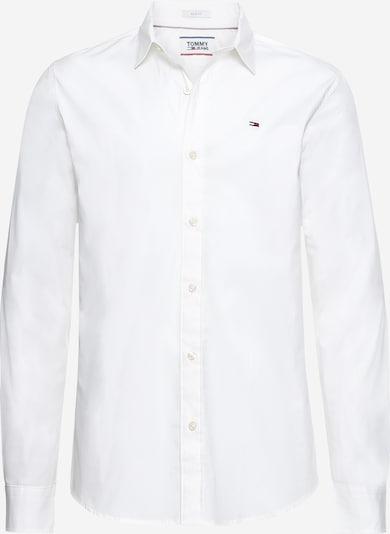 Tommy Jeans Hemd in weiß, Produktansicht