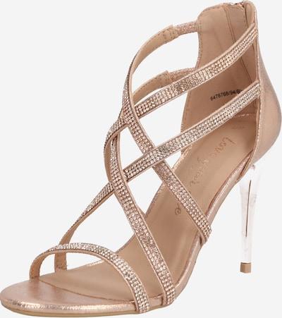 NEW LOOK Sandali s paščki | zlata barva, Prikaz izdelka