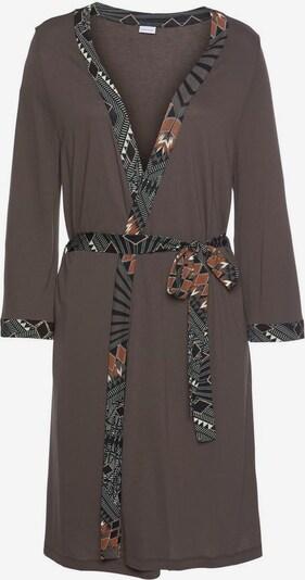 LASCANA Kimono LASCANA in braun, Produktansicht
