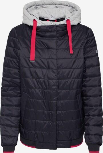 EDC BY ESPRIT Jacke 'LW Filler Jkt Jackets' in schwarz, Produktansicht