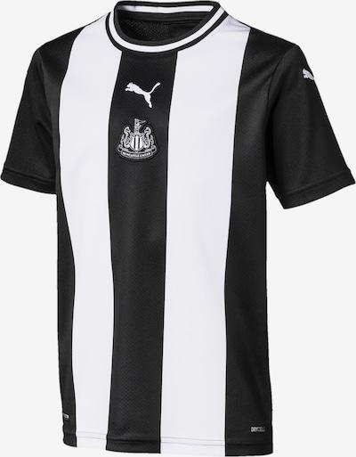 PUMA Heimtrikot 'Newcastle United FC' in schwarz / weiß, Produktansicht