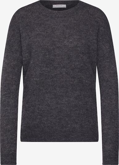 MOSS COPENHAGEN Pullover 'Femme Alpaca O Pullover' in grau, Produktansicht