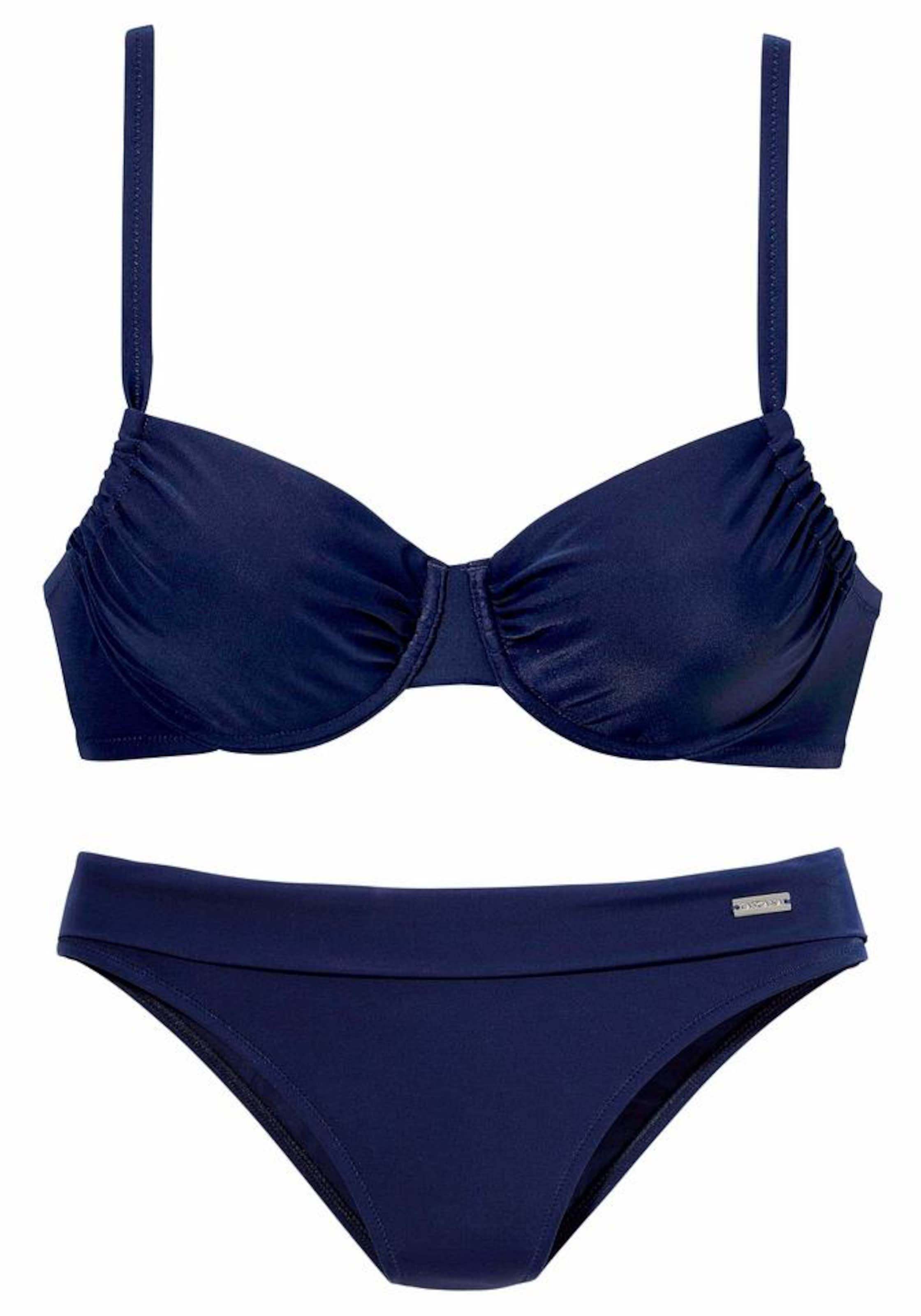 Bügel In Marine Lascana bikini Lascana xshdBrtQC