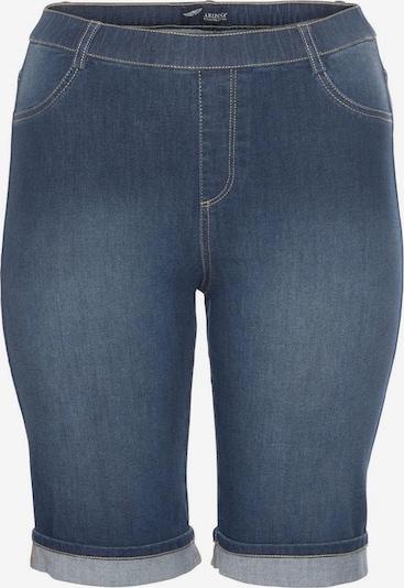 ARIZONA Jeansbermudas 'Bi-Stretch - unendlich elastisch' in blau, Produktansicht