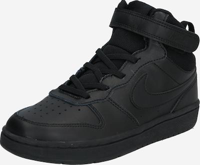 Nike Sportswear Sneakers 'Nike Court Borough Mid 2' in Black, Item view