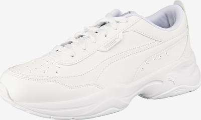 PUMA Sneakers 'Cilia Mode' in Silver / White, Item view