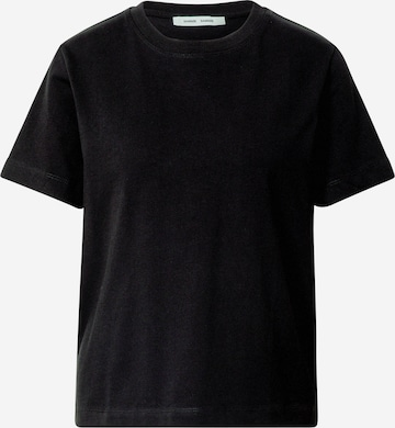 juoda Samsoe Samsoe Marškinėliai 'Camino'