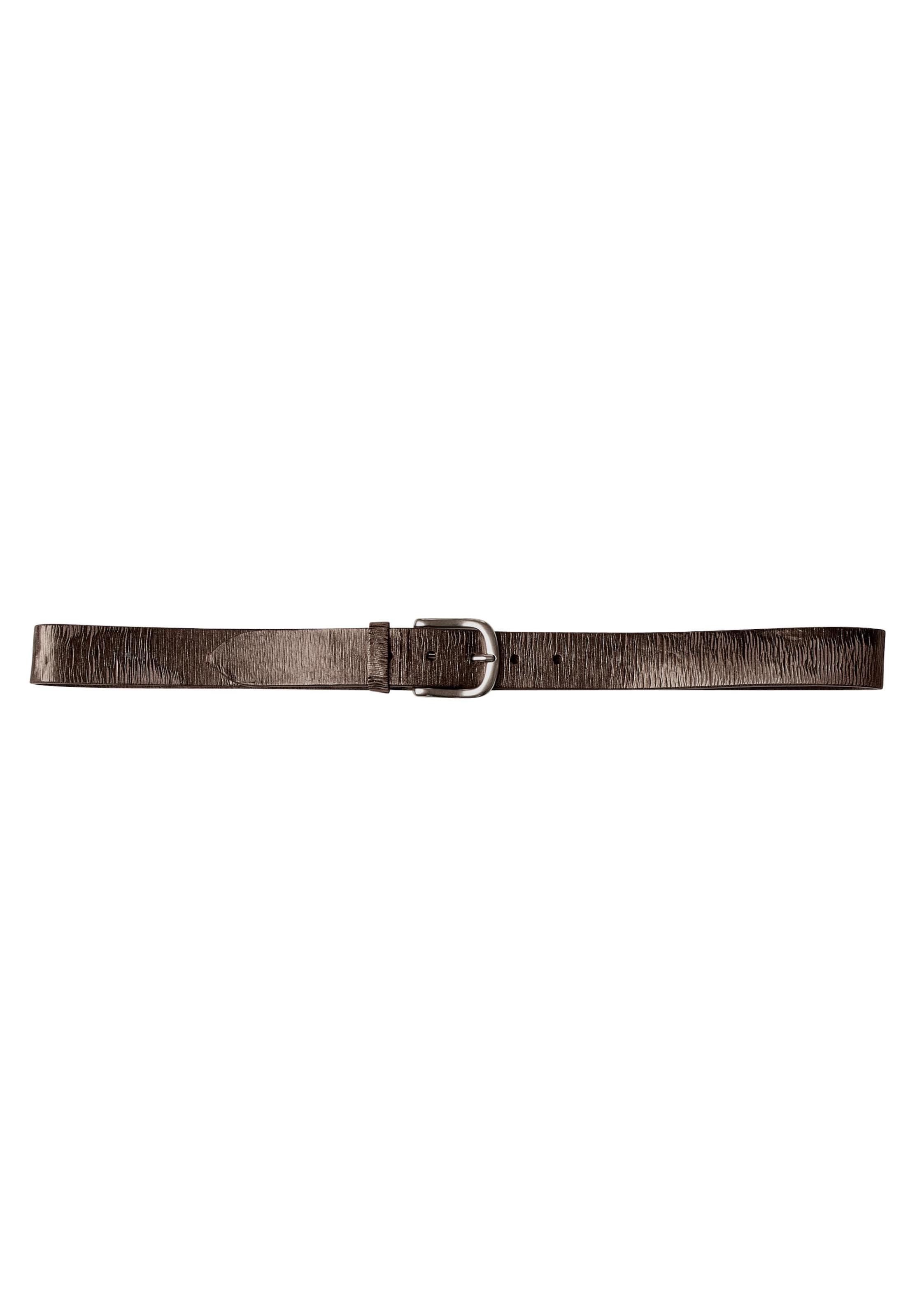 Besuchen Zu Verkaufen STREET ONE Bronze Ledergürtel Shop Günstigen Preis Online Kaufen Outlet Bequem Verkauf Wiki zRoFNnnG