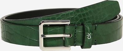 Calvin Klein Ledergürtel in grün, Produktansicht
