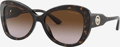 Michael Kors Sončna očala | temno rjava barva, Prikaz izdelka