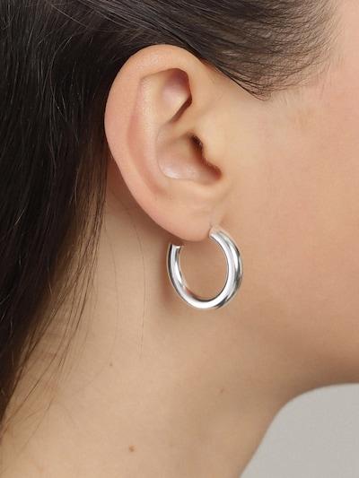 Pilgrim Earrings 'Maddie' in silver, View model