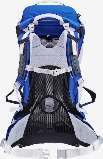 Osprey Kraxe 'Poco blau' in blau, Produktansicht