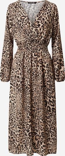 Boohoo Kleid in braun, Produktansicht