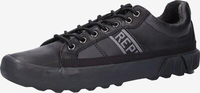 REPLAY Sneaker in grau / schwarz, Produktansicht