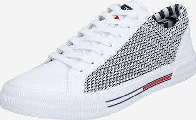 Tommy Jeans Zemie apavi pieejami tumši zils / balts, Preces skats