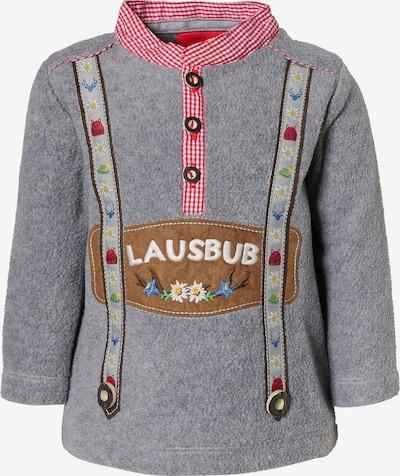 BONDI Shirt in grau / mischfarben, Produktansicht