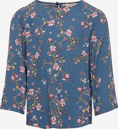 KIDS ONLY Bluse 'Konjasmine' in blau / mischfarben, Produktansicht