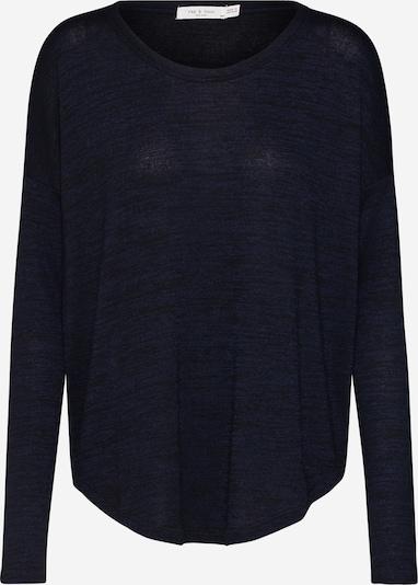 rag & bone Pullover  'Hudson L/S' in navy, Produktansicht