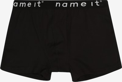 NAME IT Trunks 'NKMBOXER' in schwarz, Produktansicht