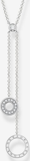 Thomas Sabo Necklace 'Together Forever' in Silver, Item view