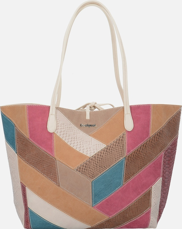 Desigual BOLS Capri Talia Shopper Tasche 30 cm