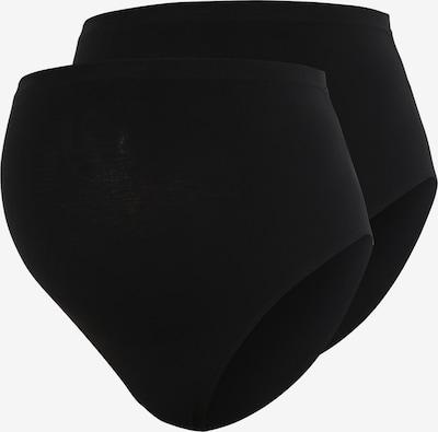 MAMALICIOUS Slip en noir, Vue avec produit