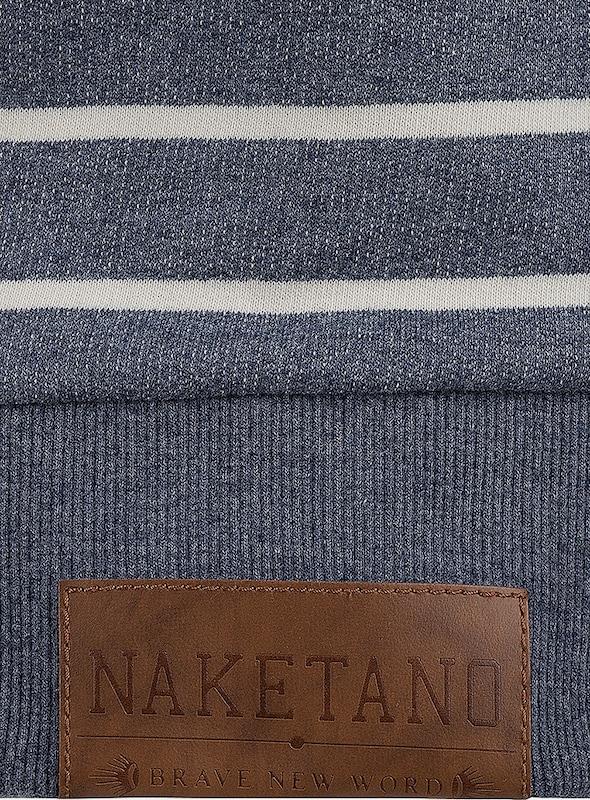 IndigoBlanc Naketano shirt Sweat En Naketano K31cJuTlF