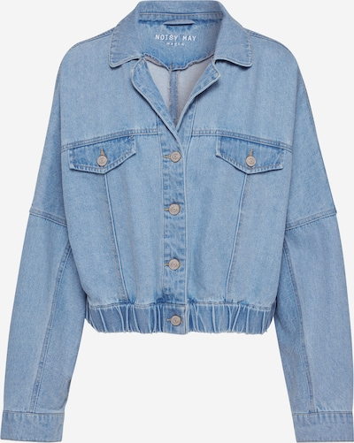 Noisy may Jacke in blue denim, Produktansicht