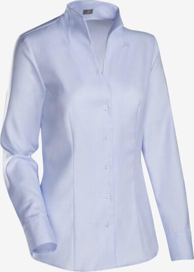 Jacques Britt City-Bluse in rauchblau, Produktansicht