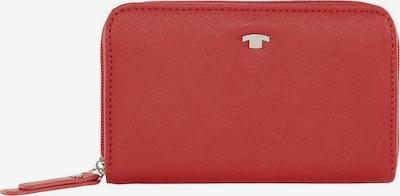 TOM TAILOR Portemonnaie Trento in rot, Produktansicht