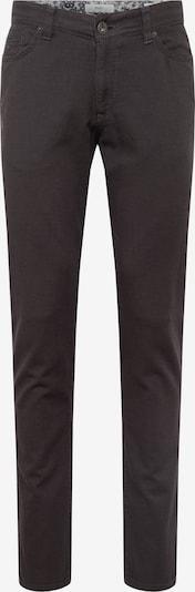 BRAX Pantalon 'cadiz' en gris foncé: Vue de face