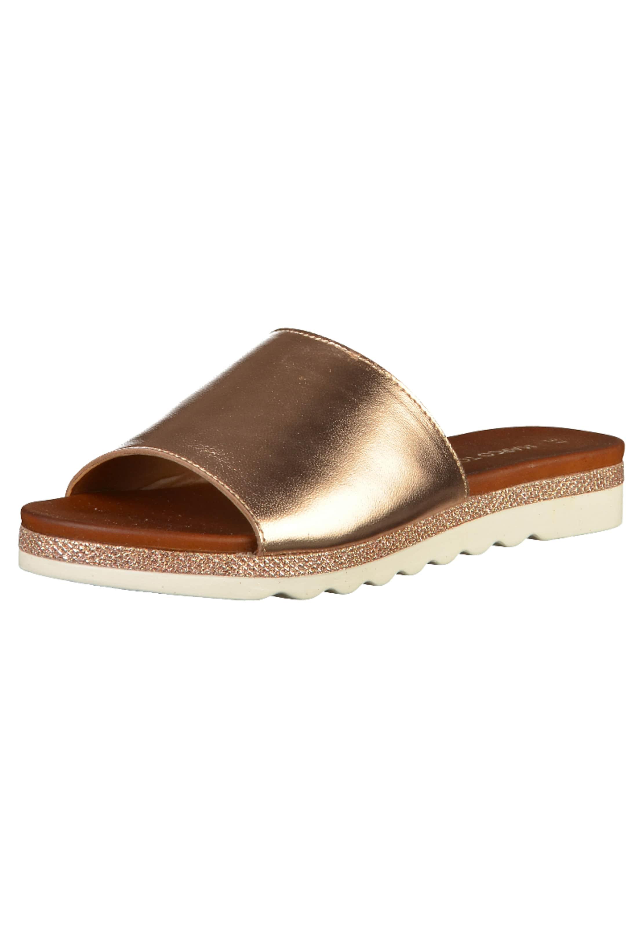 Haltbare Mode billige Schuhe MARCO TOZZI | Pantoletten Schuhe Gut getragene Schuhe