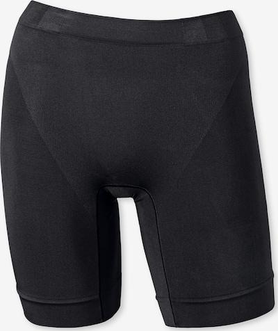 SCHIESSER Pantalon modelant en noir, Vue avec produit